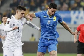 Збірна України зіграла внічию з командою Боснії та Герцеговини