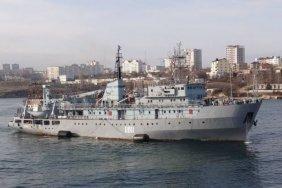 Біля берегів Одеської області терпіло аварію допоміжне судно ВМС