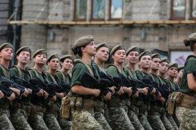 Україна в числі перших країн за кількістю жінок-військовослужбовців
