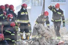 Обвалення будинку в Батумі: кількість жертв зросла