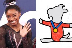 Tokyo Olympics: US gymnast Simone Biles gets her own goat emoji