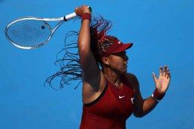 Naomi Osaka loses to Marketa Vondrousova in women's singles tennis