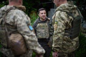 Зеленський відправив 40 українських миротворців в ДР Конго