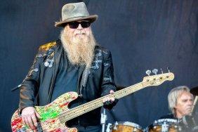 Dusty Hill: ZZ Top bassist dies aged 72