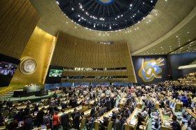 На Генассамблее ООН выступит Президент Украины
