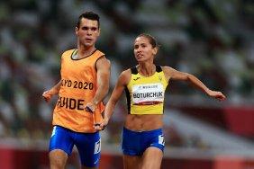 Украинка Ботурчук завоевала серебро Паралимпиады в беге на 200 метров