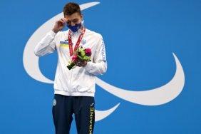 10-кратному чемпиону Паралимпиады Крипаку присвоено звание Героя Украины