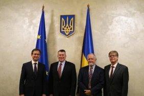 Алексей Любченко встретился с представителями Казначейства США