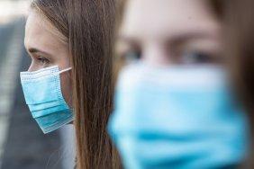 Лише в трьох областях України не перевищений рівень захворюваності коронавірусом