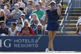 Ястремская вышла в четвертьфинал US Open