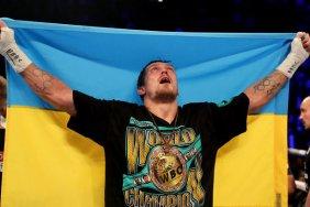 Усик победил Джошуа и стал чемпионом мира в супертяжелом весе