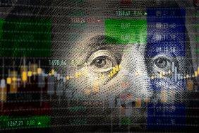 Рост курса доллара на межбанковской бирже