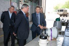 Віце-прем'єр-міністр України в Дніпрі провів нараду з виробниками ракетного озброєння