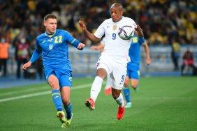 В отборочном туре Чемпионата Мира 2022 Украина сыграла вничью с Францией
