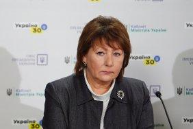 Данишевская заявила, что уходит в отставку