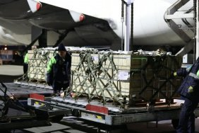 The United States has delivered a second batch of technical assistance to the Ukrainian army