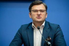 Украина ожидает четкую позицию Германии в отношении газового шантажа РФ - Кулеба