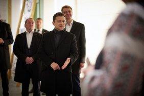 Президент в Черкасской области – подробности визита