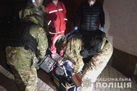 В Одесской области мужчина поджёг свой дом и подорвался на гранате