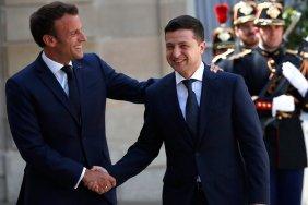 Emmanuel Macron may visit Ukraine soon