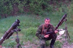The Security Service of Ukraine has released a video of the interrogation of a militant detained in Donbas